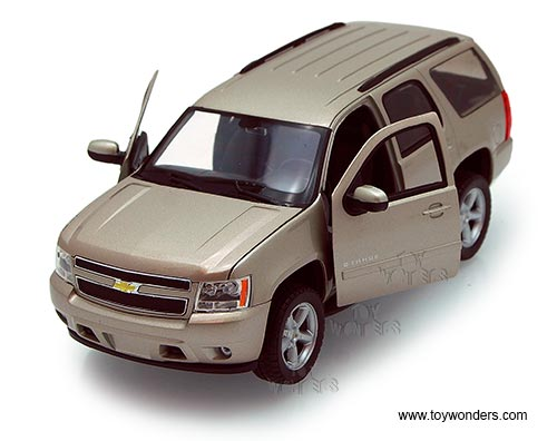 2009 chevrolet tahoe suv by welly 1 24 scale diecast model car wholesale 22509 4d. Black Bedroom Furniture Sets. Home Design Ideas