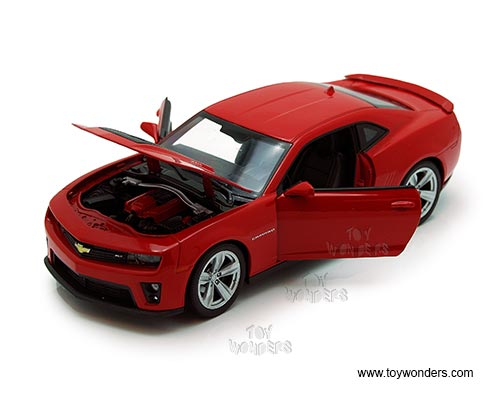 Chevy Camaro Zli By Welly 1 24 Scale Diecast Model Car