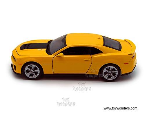 Chevy Camaro Zli By Welly 1 24 Scale Diecast Model Car
