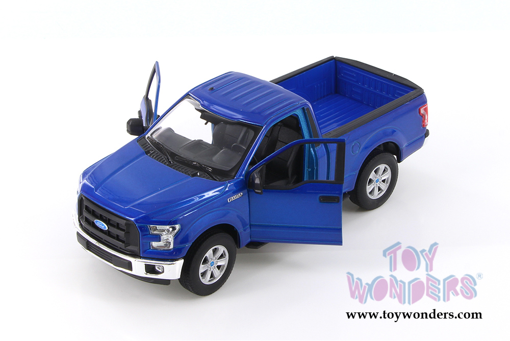 Ford F  Regular Cab Pick Up Truck By Welly   Scalecast Model Car Wholesale  D