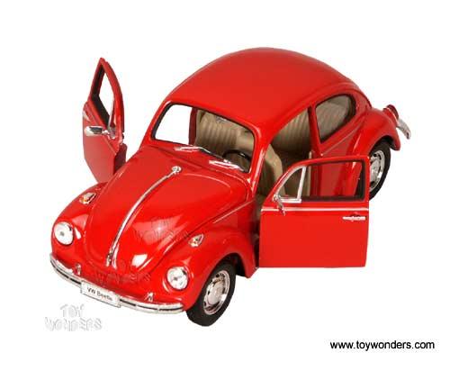 Welly - Volkswagen Beetle (1:24, Asstd.) 2436/4D