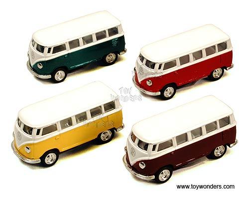 volkswagen bus car toy - photo #31