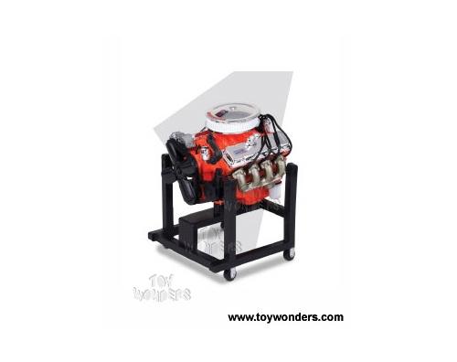 Phoenix Mini Engine Chevy V8 Small Block Engine 124 Orange 28003m