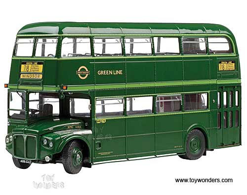 Sun Star - Routemaster Bus - RMC1486 - 486 CLT : Green Line (1:24, Green) 2912