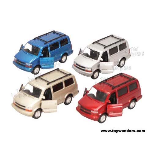 2001 Chevrolet Astro Cargo Transmission: Chevrolet Astro Van (2001,1:32,Asstd.) 30190 Toys And