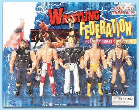 Wrestlingfigures