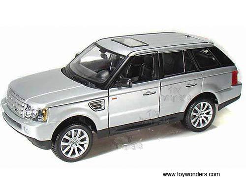 range rover sport suv w sunroof 31135sv 1 18 scale maisto wholesale diecast model car. Black Bedroom Furniture Sets. Home Design Ideas