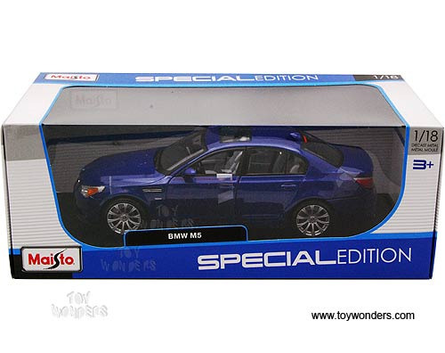 Bmw M5 Hard Top W Sunroof 31144bu 1 18 Scale Maisto Wholesale Diecast Model Car