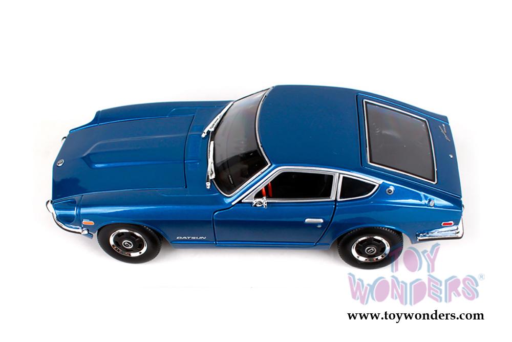 Special Edition NISSANDatsun 240 Z 1971-Blue scale 1:18 model car diecast toy