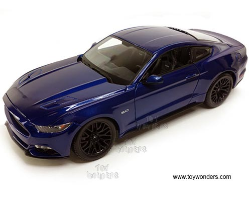 2015 ford mustang hard top 31197bu 1 18 scale maisto. Black Bedroom Furniture Sets. Home Design Ideas