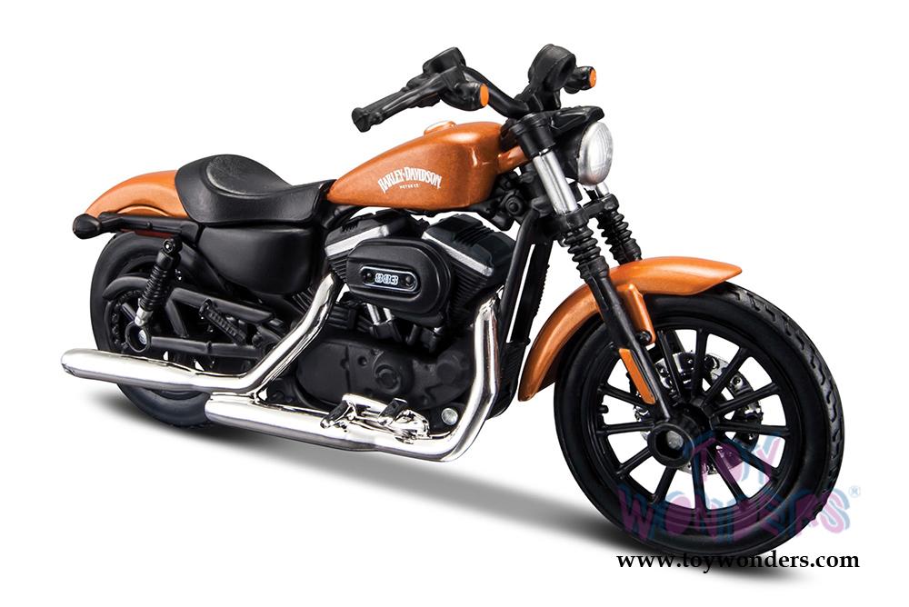 Harley Davidson Toys : Harley davidson motorcycles diecast series