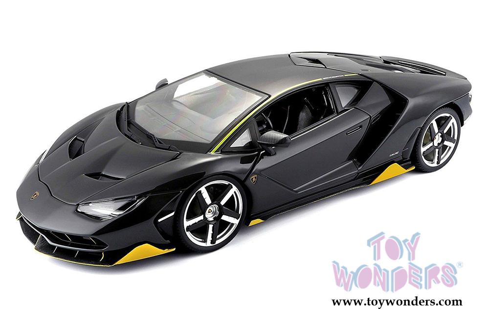 Lamborghini Centenario Hard Top 31386gy 1 18 Scale Maisto Special