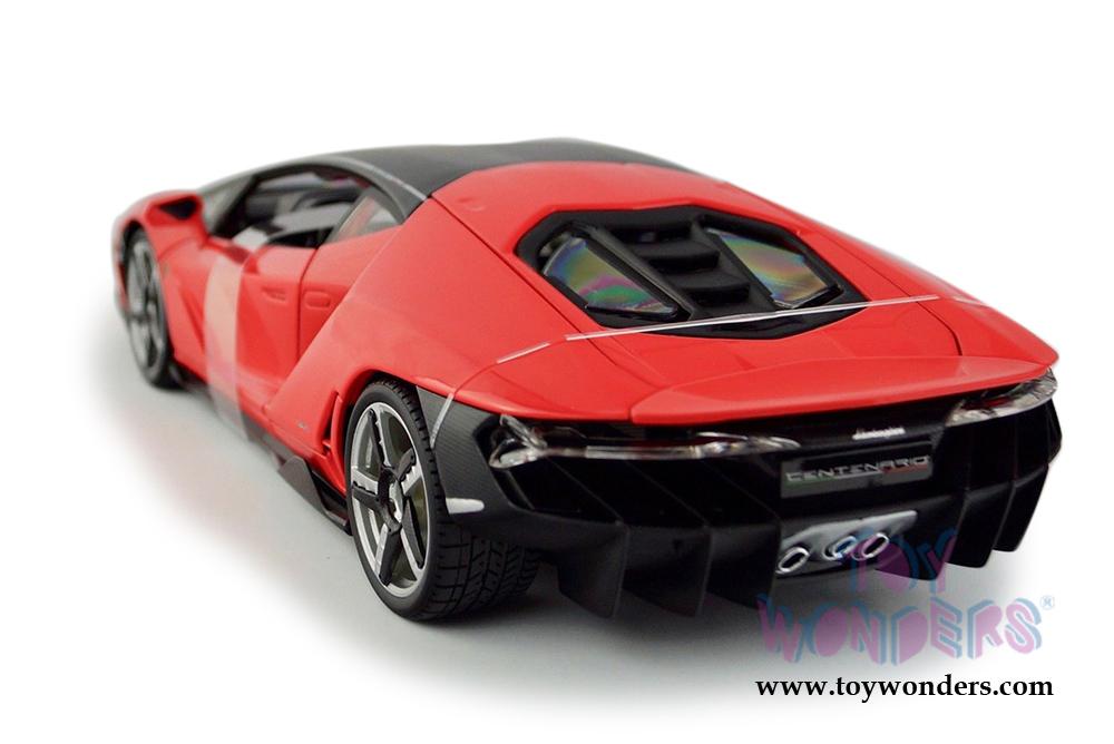 Lamborghini Centenario Hard Top 31386r 1 18 Scale Maisto Special