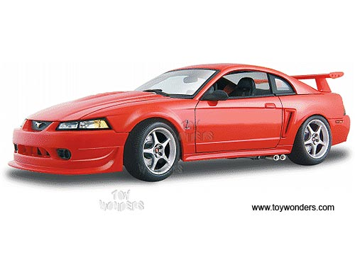 Maisto Special Edition - Ford SVT Mustang Cobra R (2000, 1:18, Red) 31872