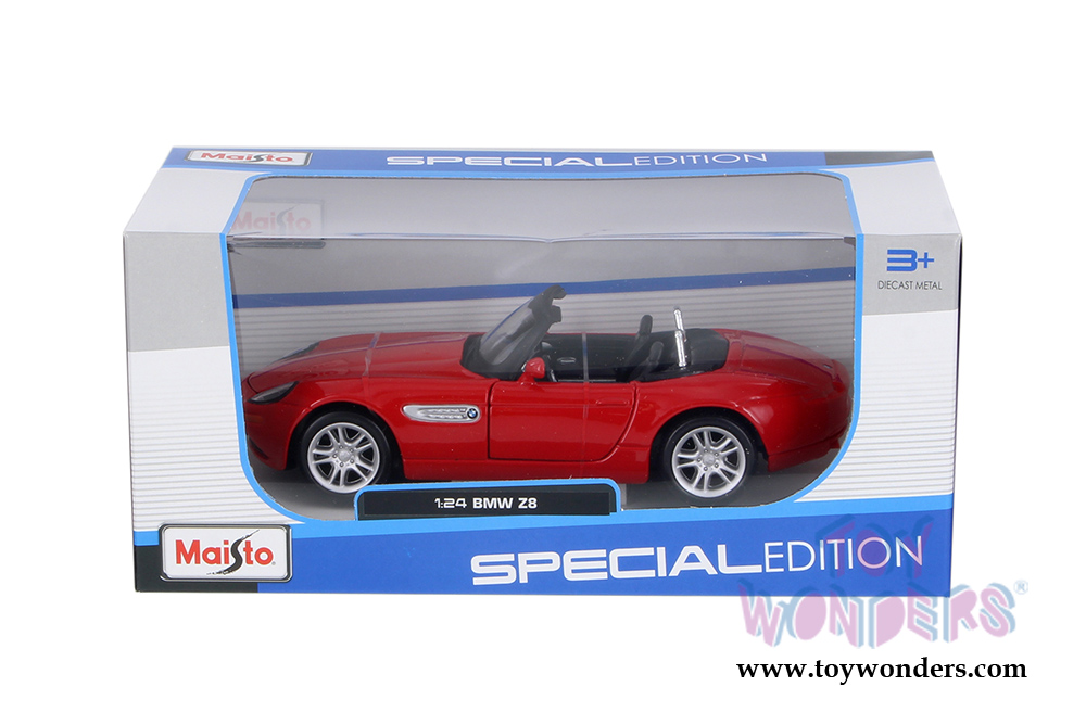 Maisto Special Edition Bmw Z8 Convertible By Maisto 1