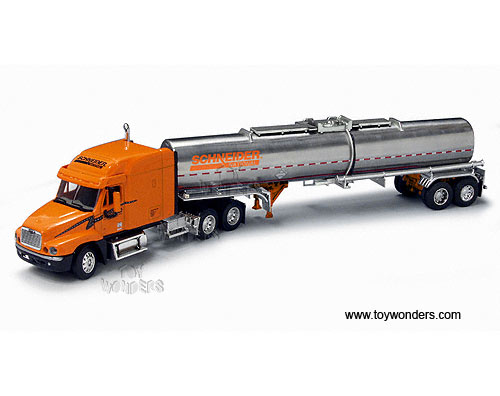 Schneider National Frieghtliner Century W Chemical Tanker By Die