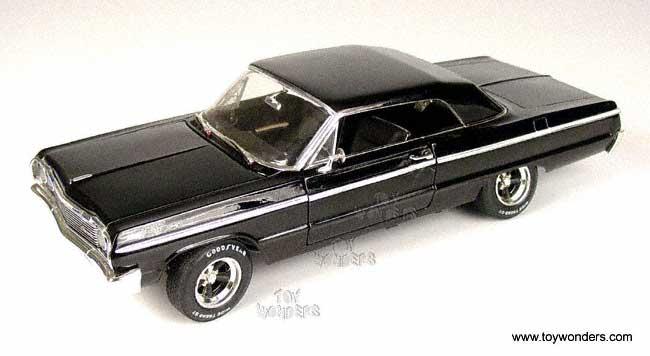 Chevrolet Impala Ss 1964. ERTL - Chevy Impala SS (1964,