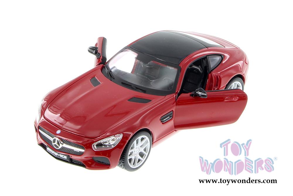 Mercedes benz amg sls gt assortment by showcasts for Mercedes benz sls amg toy car