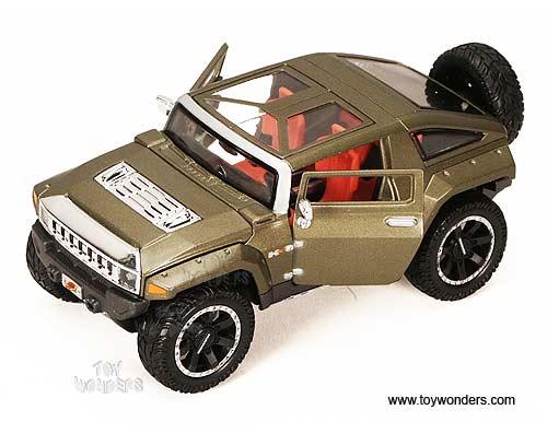 Maisto - Hummer HX Concept (2008, 1:24, Asstd.) 34285