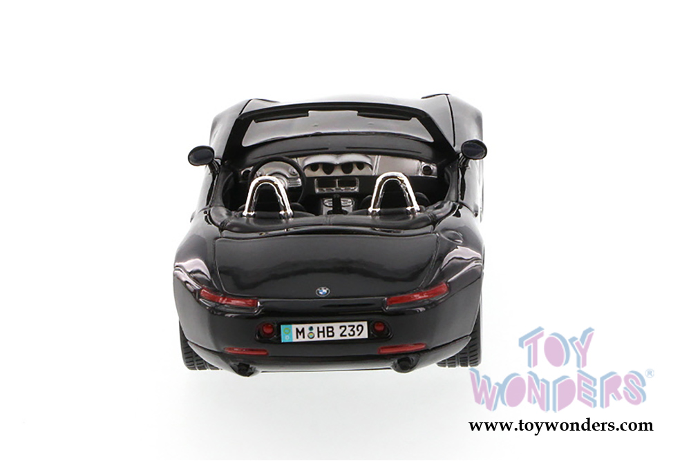 Bmw Z8 Convertible By Maisto 1 24 Scale Diecast Model Car