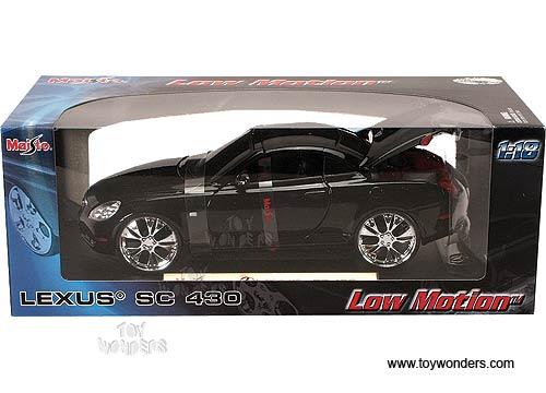Maisto Lexus Sc 430 - Autoriti