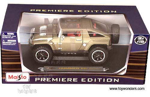Maisto - Hummer HX Concept (2008, 1:18, Sand) 36171SN