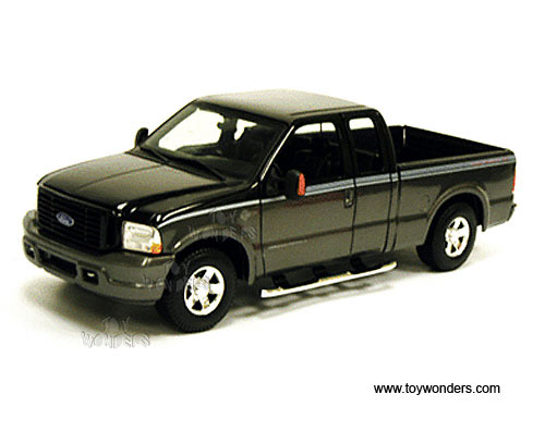 ford   harley davidson super duty pickup truck gy  scale maisto wholesale