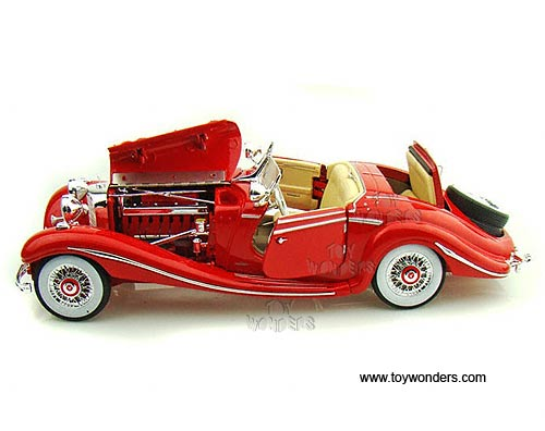 1936 Mercedes Benz 500 K Type Specieal Roadster