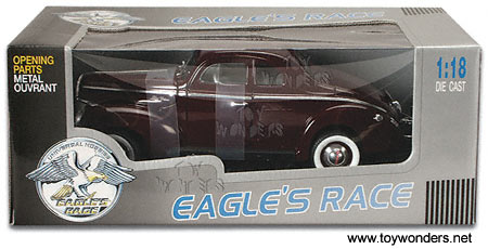 1940 Ford Coupe By Eagles Race 1 18 Scale Diecast Model