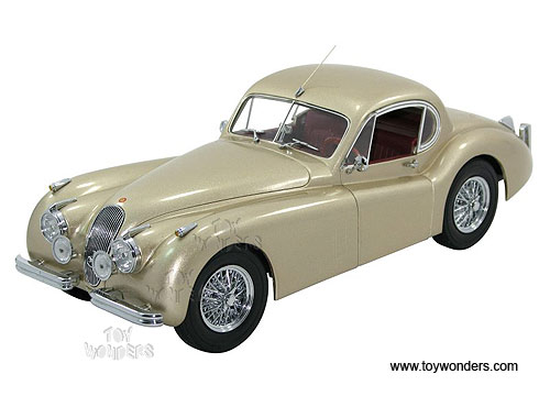 1953 jaguar xk 120 hard top by signature models premier miniature 1 18 scale diecast model car. Black Bedroom Furniture Sets. Home Design Ideas