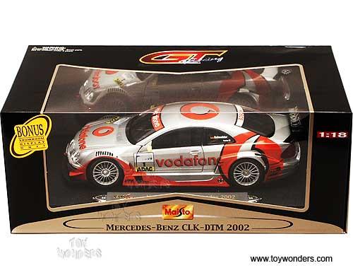 Mercedes Benz Clk Dtm Hard Top By Maisto Gt Racing 38649 1