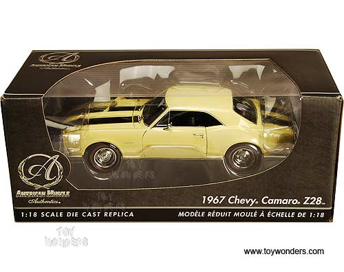 1967 Chevy Camaro Rsss By Rc2 Ertl Authentics 118 Scale Diecast