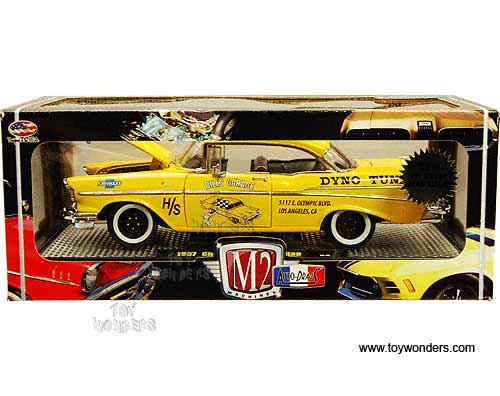 Castline M2 Machines Auto-Drags - Plymouth Cuda 440 Hard Top