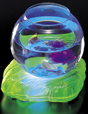 Fantasy fish bowl 4028h toy wonders inc for Fish bowl toy
