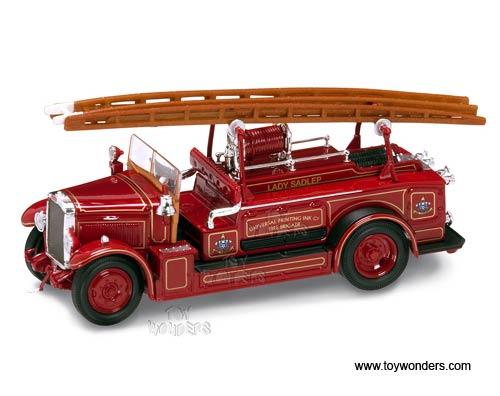 Leyland Fk-1 1934 Fire Truck 1:43 Model YAT MING