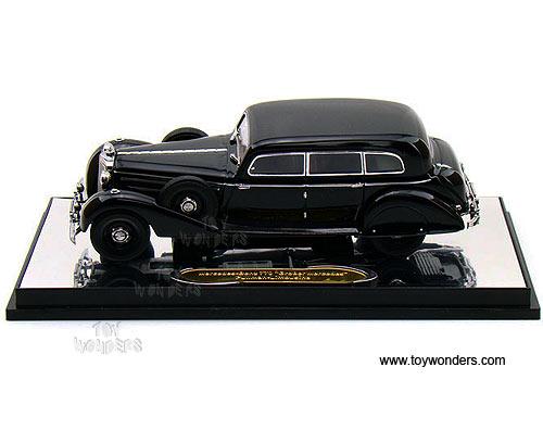 Signature models premier miniature mercedes benz 770 for Miniature mercedes benz models