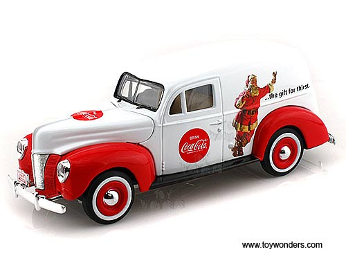 1940 Ford Sedan Delivery Santa Claus 439695 1 24 Scale