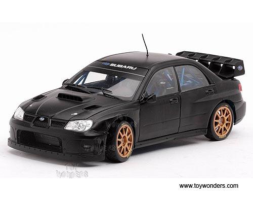 Diecast Collectibles Sun Star Modern Rally Subaru Impreza Wrc07