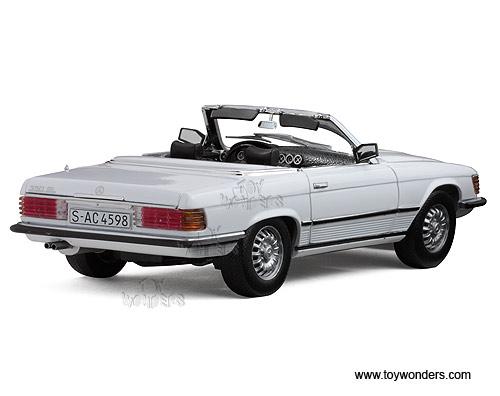 1977 Mercedes Benz 350 Sl Convertible By Sun Star European