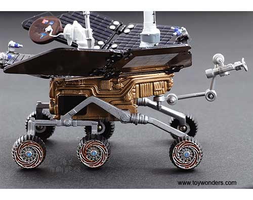 curiosity rover scale model - photo #38