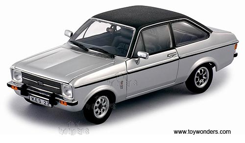Sun Star European - Ford Escort Mk2 Ghia Hard Top (1975, 1:18,