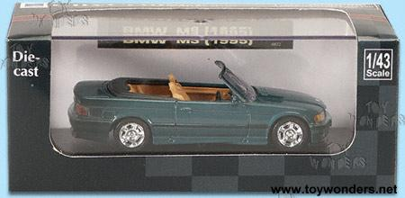 1995 Bmw M3 Convertible By New Ray 1 43 Scale Diecast