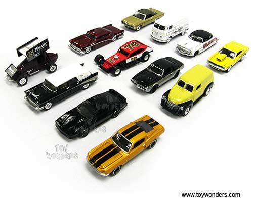 Cars Forever Release 17 1 64 Asstd 50298y Rc2 Johnny Lightning Jl