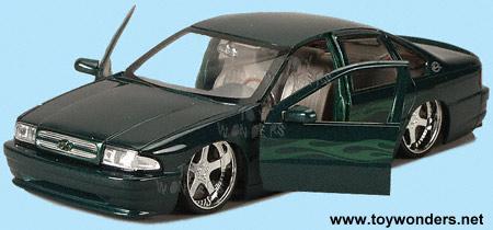 1996 Chevy Impala SS By Jada Toys Dub City 124 Scale
