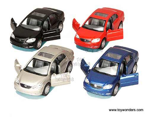 Kinsmart Cars Toyota Corolla 1 36 Td 5099d