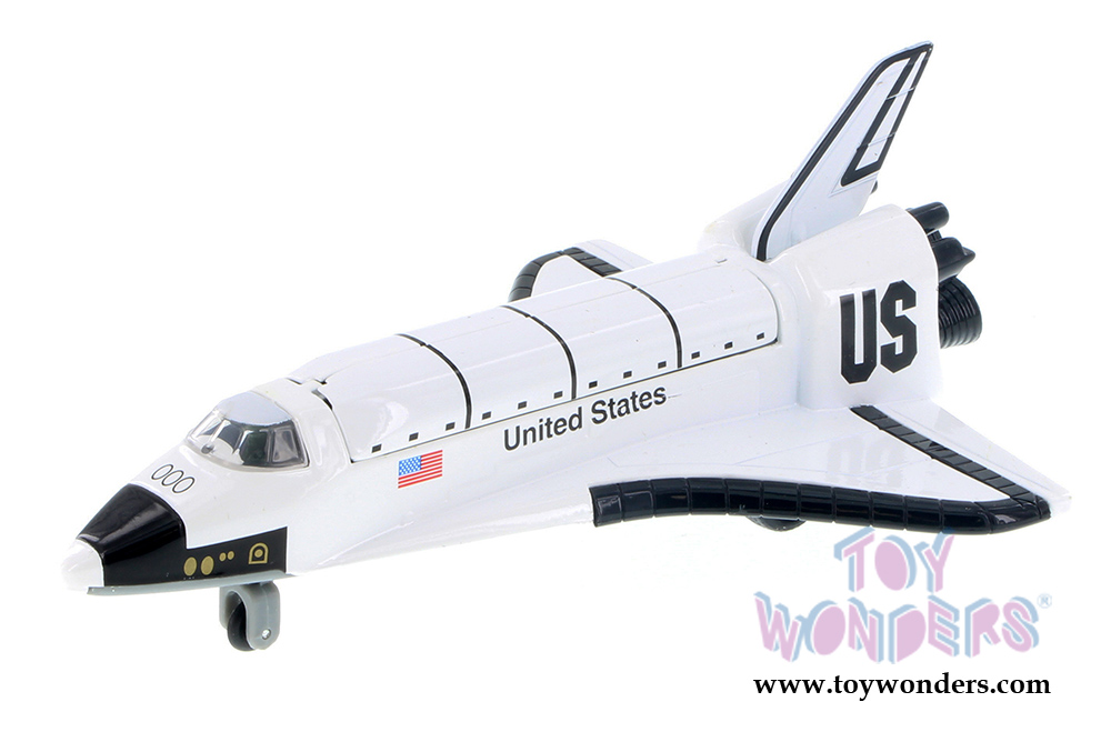 "X-Force Commander U.S. Space Shuttle (7.5"" diecast model ..."