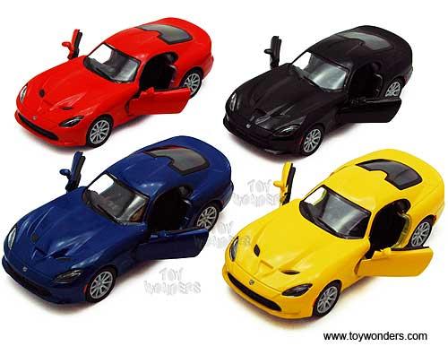 2017 Dodge Srt Viper Gts Hard Top 536 1 36 Scale Kinsmart Whole Cast Model Toy Car