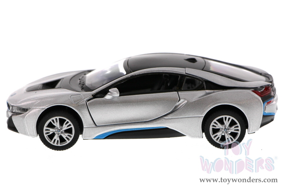 Bmw I8 Hard Top 5379d 1 36 Scale Kinsmart Wholesale