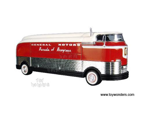 general motors futurliner by norev 1 64 scale diecast model car wholesale 649300. Black Bedroom Furniture Sets. Home Design Ideas
