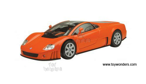 Volkswagen nardo w12 show car by motormax 1 18 scale for Orange motor co inc